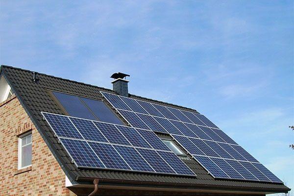 vvs sønderborg solceller tag